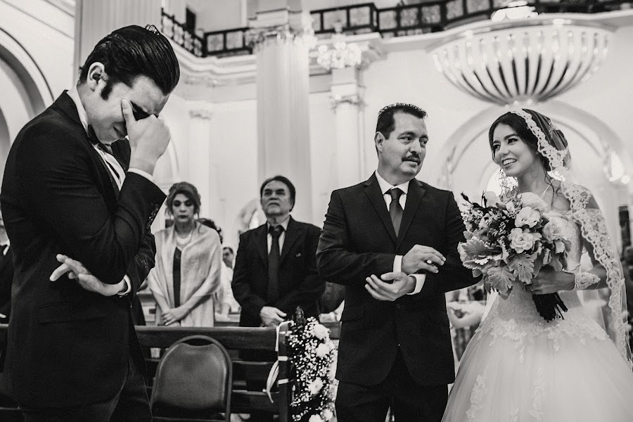 Wedding photographer Jorge Mercado (jorgemercado). Photo of 17.02.2020