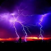 Lightning Live Wallpaper