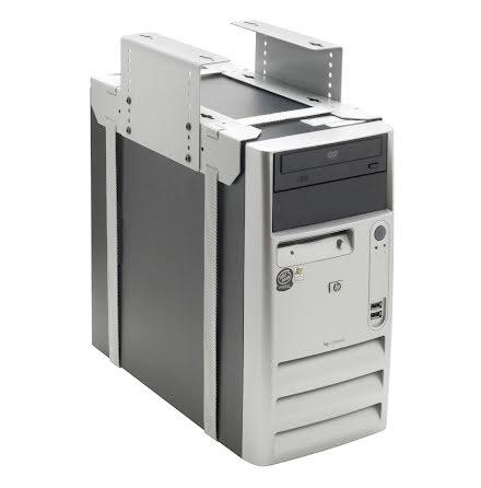 CPU-hållare Bundy 1     silver