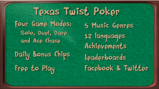 Texas Twist Poker- screenshot thumbnail