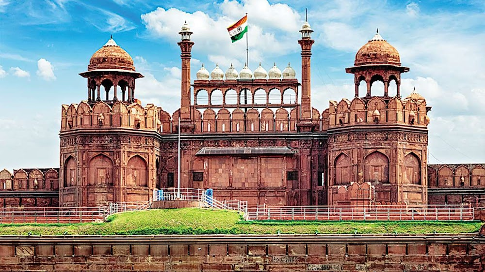 top-historical-places-india-red-fort