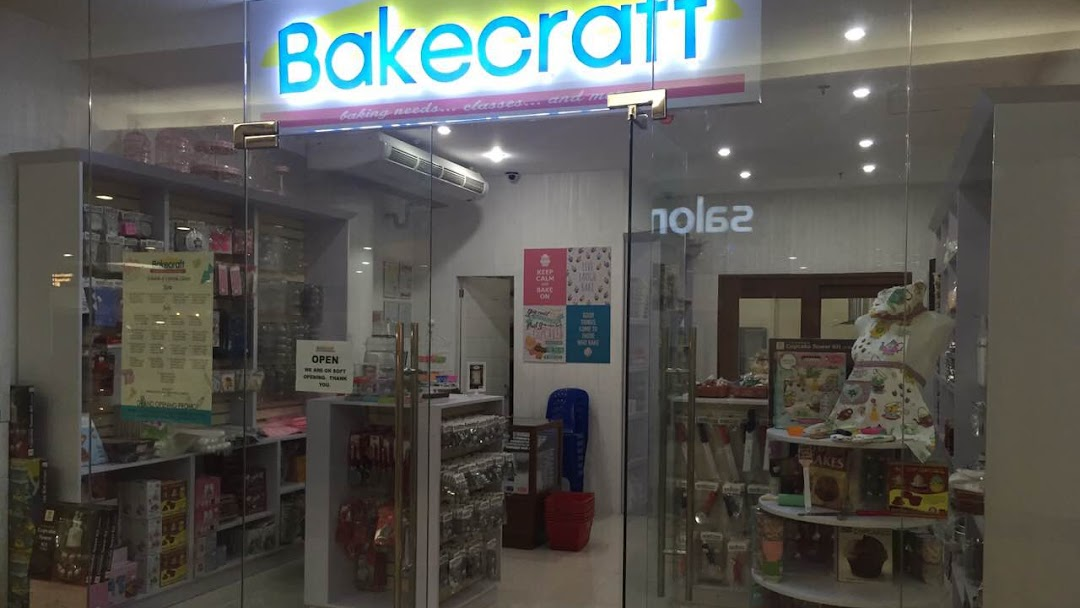 Bakecraft PH - Baking Supply Store & Classes in Alabang