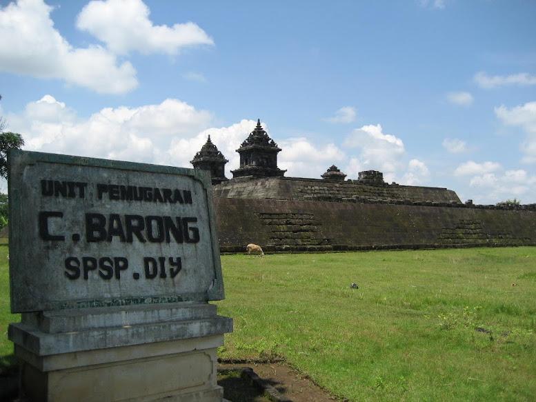 Barong Temple or Candi Barong