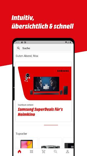 Media Markt Deutschland screenshot