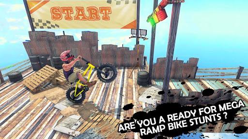 PC u7528 Mega Ramp Crash Stunts BMX Bike Racing Challenge 1