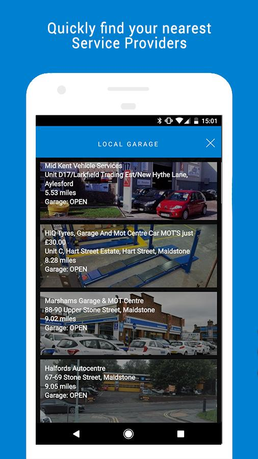 Servicefy- Car Management & Servicing Made Simple- screenshot