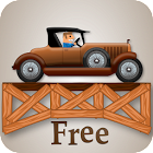 Wood Bridges Free icon