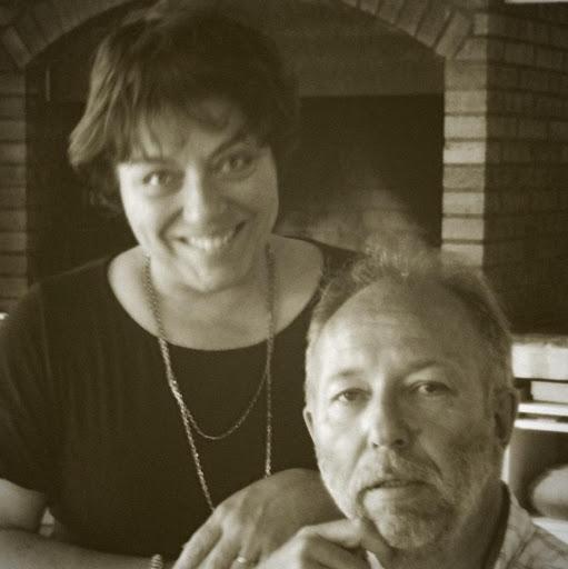 Brigitte y Patrick, sus huéspedes al Clos de la Garenne