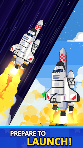 Rocket Star - Idle Space Factory Tycoon Games 1.27.1 screenshots 2