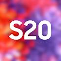 S20 Wallpaper & S20 Ultra Wallpaper & S20 Plus icon