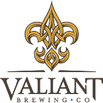 Logo of Valiant Fields Ablaze Saison