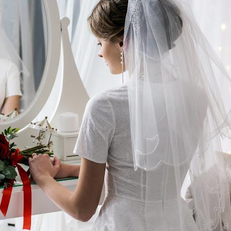 Wedding photographer Ekaterina Aleschik (Aleshchyk). Photo of 21.11.2017