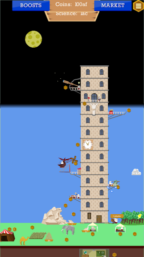 Idle Tower Builder screenshot 6