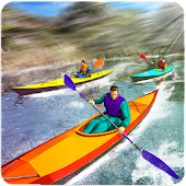 Raft Survival Race Game 3D