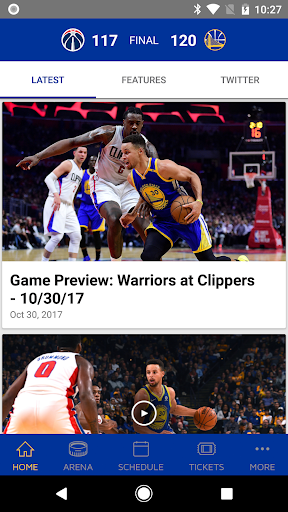 Golden State Warriors 2.4.2 screenshots 1
