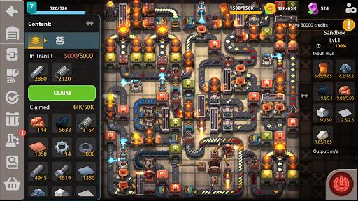 Sandship: Crafting Factory 0.2.14 screenshots 5