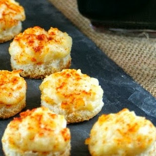 Canapes Appetizers Cheese Recipes.