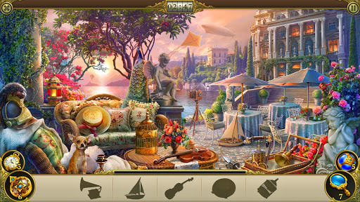 Hidden City: Hidden Object Adventure Juegos (apk) descarga gratuita para Android/PC/Windows screenshot