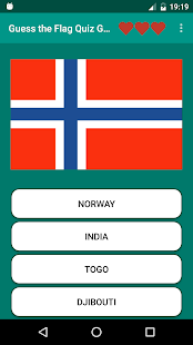 Guess the Flag Quiz Game for PC-Windows 7,8,10 and Mac apk screenshot 1