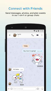 BBM – Free Calls & Messages Apk 1