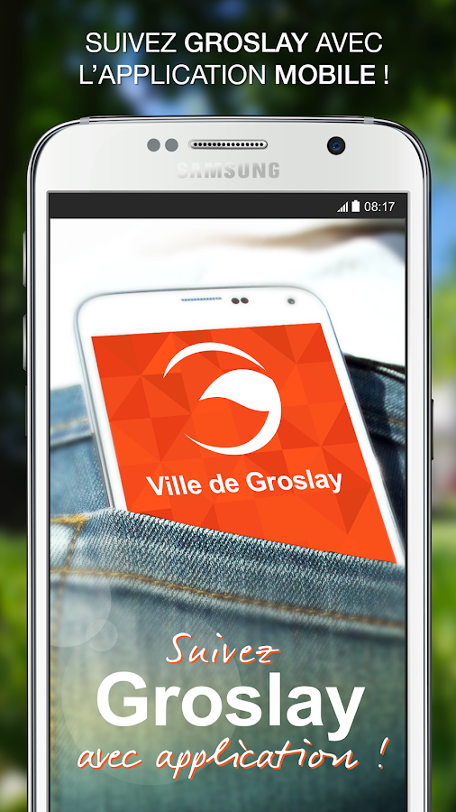 Ville de Groslay- screenshot