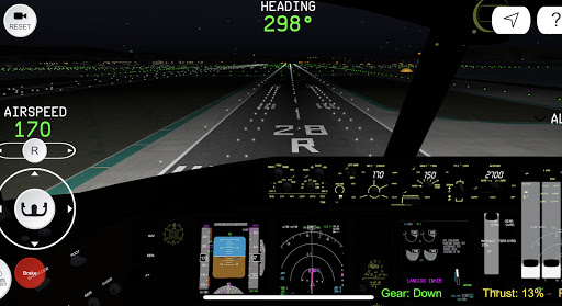 Flight Simulator Advanced apklade screenshots 2