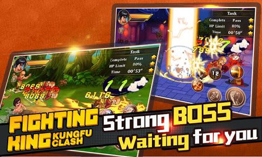 Fighting King : Clash Lite screenshot 2