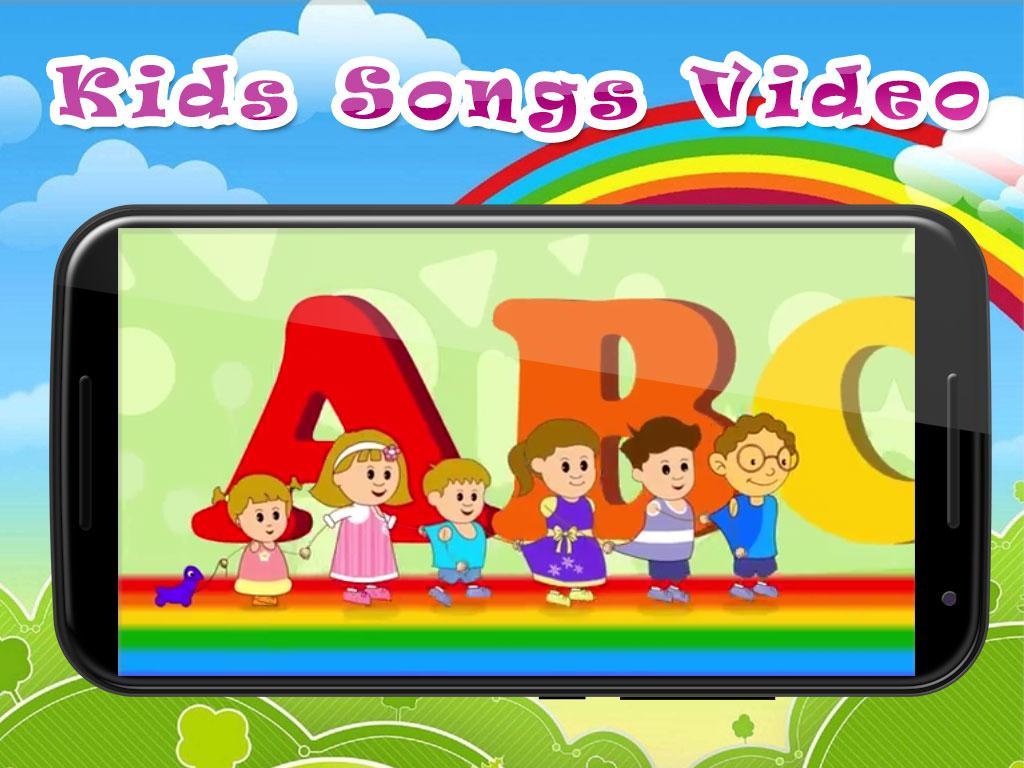 Uncategorized Kids Video Songs kids songs video offline free android apps on google play screenshot