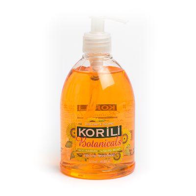jabon liquido korili antibacterial sunflower 500 ml