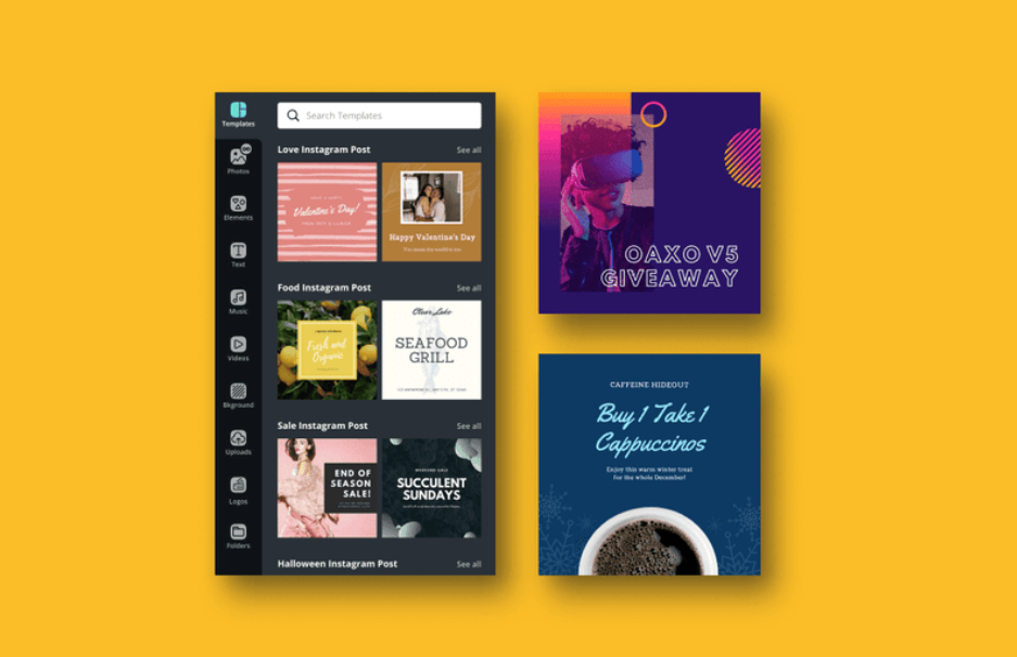 Best Apps for Instagram Business: Canva