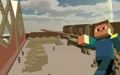Diverse Block Survival Game screenshot 04