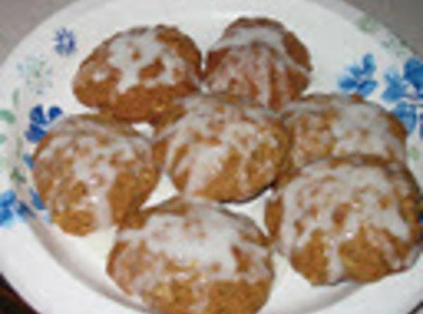 Oatmeal Apple Cookies Recipe