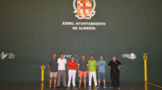 El Frontón sigue enraizado con las tradiciones de #AlmeríaEnFeria
