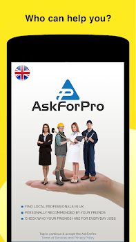 AskForPro - Find Local and Trusted Pros in London