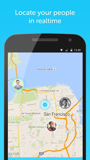 Zenly Locator - Realtime GPS