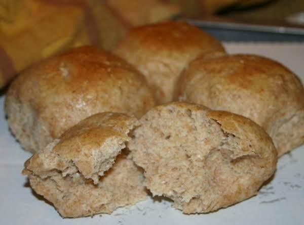 Honey Whole Grain Bread/buns Recipe