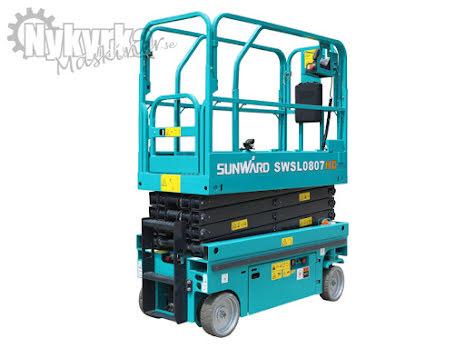 SUNWARD SWSL 0807HD   Saxlift 8m   Sunward