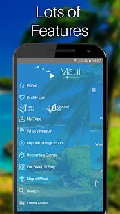 Maui Travel Guide - náhled