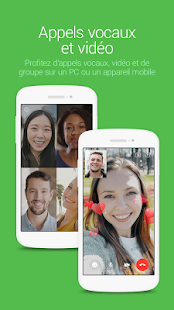 LINE: Appel & message GRATUITS Capture d'écran