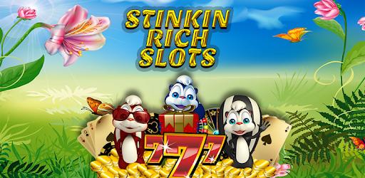 Stinkin Rich Slot Machine App