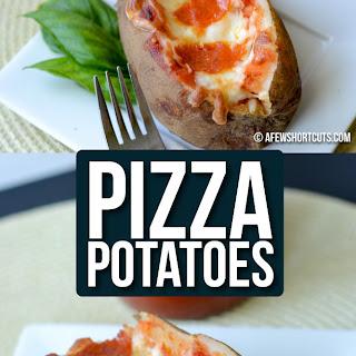 Pizza Potatoes