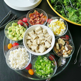 Cobb Salad Bar