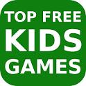 Top Free Kids Games icon