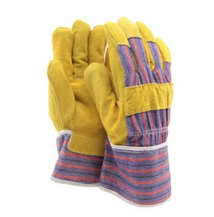 Soft Touch Spalthandske, Halvfodrad 88 PBSA
