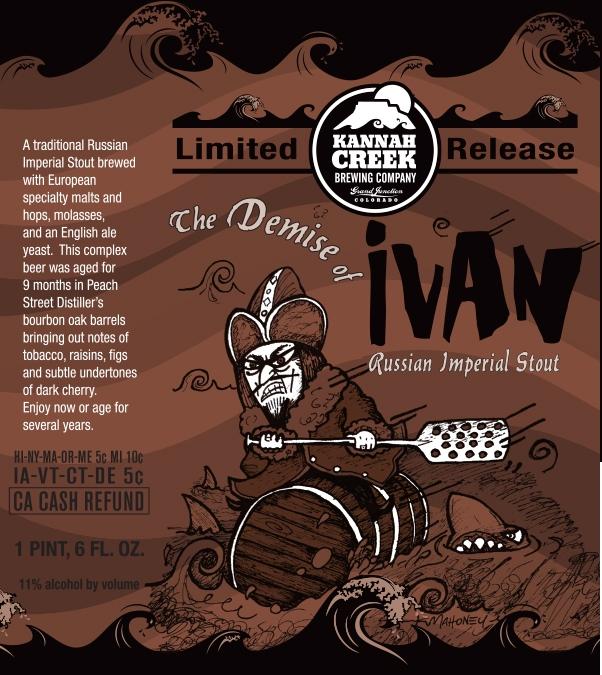 Logo of Kannah Creek Demise Of Ivan