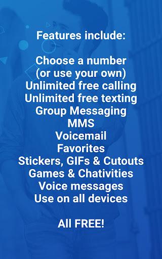 Nextplus Free SMS Text + Calls  screenshots 14