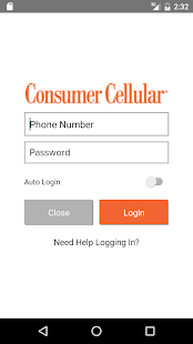 My Consumer Cellular- screenshot thumbnail
