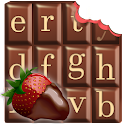 Keyboard Skin Dark Chocolate icon