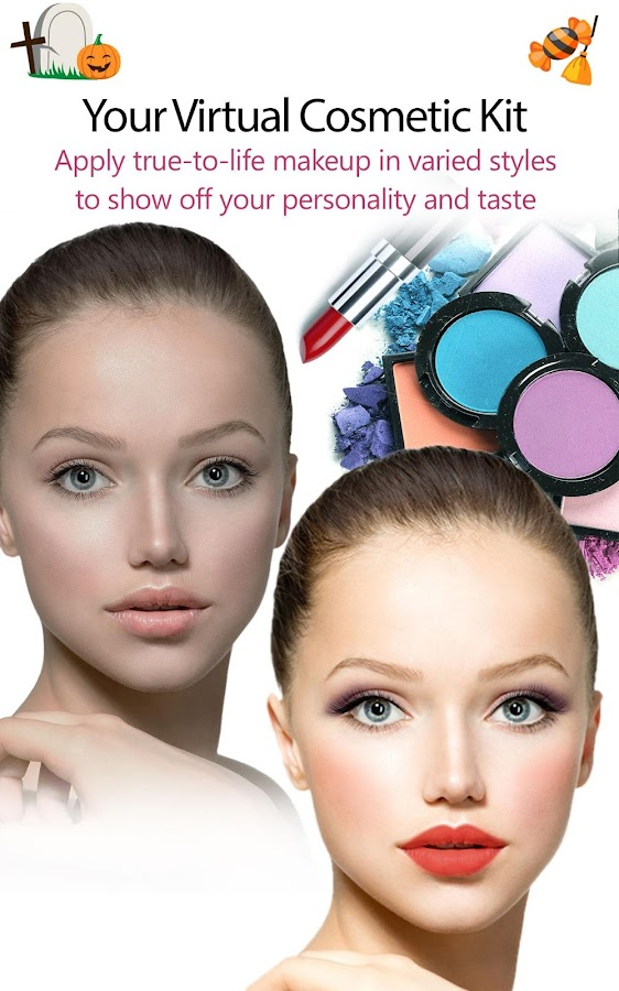 YouCam Makeup - Selfie Camera & Magic Makeover- screenshot