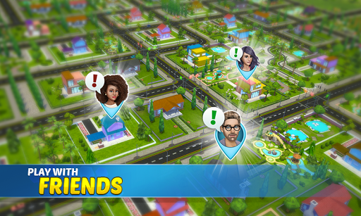 My City - Entertainment Tycoon  captures d'u00e9cran 2